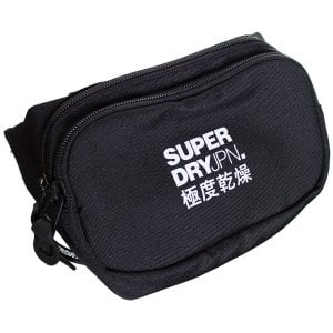 Superdry Small Bum Bag Black