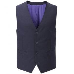 Skopes Kingsize MM1326 Darwin Suit Waistcoat Navy
