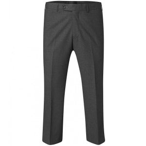 Skopes Kingsize MM7831 Darwin Suit Trousers Charcoal