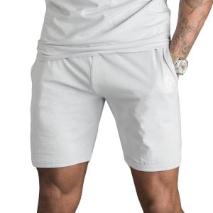 Gym King Jersey Core Shorts Microchip