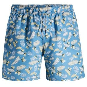 Jack & Jones Aurba Tropic Swimshorts Blue Heaven