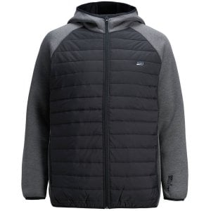 Jack & Jones Kingsize Toby Jacket Black/Grey