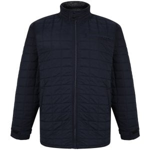 Espionage Kingsize JT115 Quilt Jacket Navy