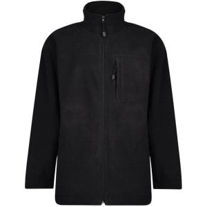 Espionage Kingsize FL014 Fleece Jacket Black