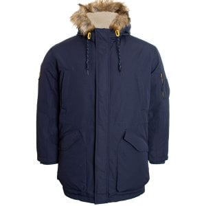 Jack & Jones Kingsize Great Parka Navy Blazer