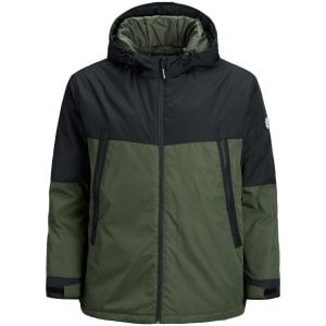 Jack & Jones Kingsize Beatle Jacket Forest Night