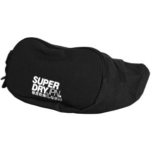 Superdry Small Bumbag Black
