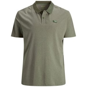 Jack & Jones Kingsize Schultz Turk Polo Lichen Green
