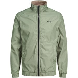 Jack & Jones Kingsize Cooper Lightweight Jacket Sea Spray