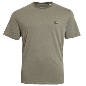 Jack & Jones Kingsize Schultz T-Shirt Lichen Green